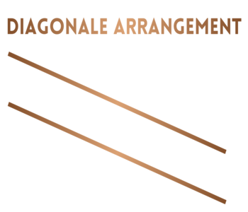 Diagonale Arrangement Logo
